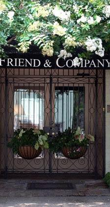 About Friend & Company